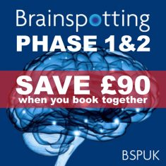 Brainspotting Phase 1 & 2 Booking
