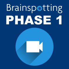 Brainspotting Phase 1 Training Online: 9th – 11th October 2020